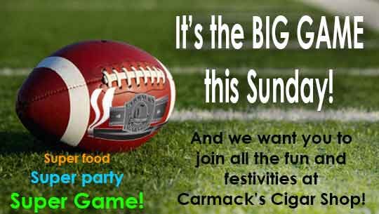 carmacks the big game
